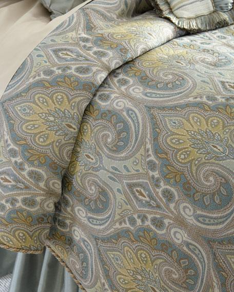 Queen 3-Piece Cannes Comforter Set
