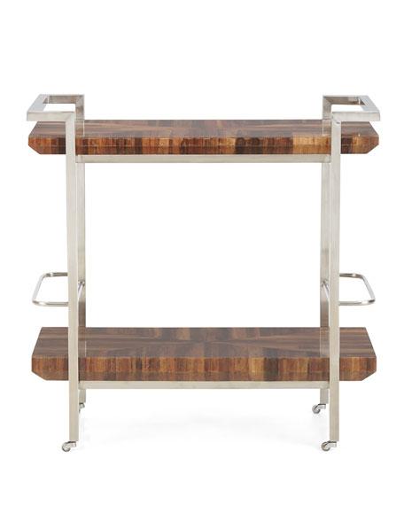 Bobby Jack Bar Cart