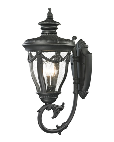 Anise Large 3-Light Outdoor Wall Sconce