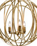 Regina Andrew Design Ofelia Large 3-Light Pendant