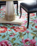 Image 2 of 3: Rose Parade Rug, 4' x 6'