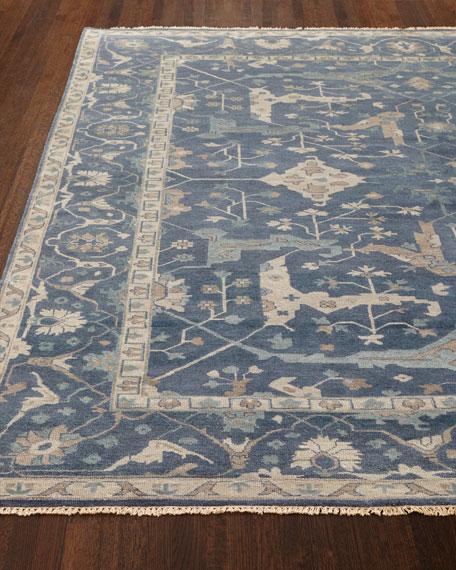 Exquisite Rugs Ondine Oushak Rug, 8' x 10'
