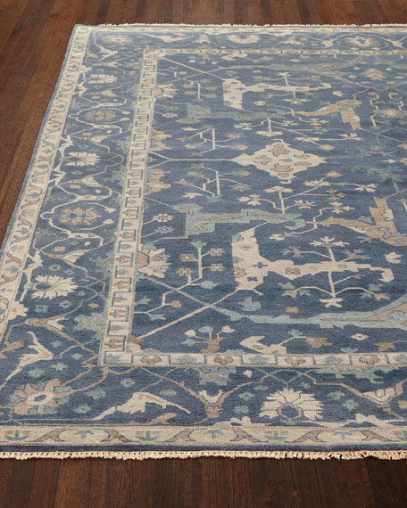 Exquisite Rugs Ondine Oushak Rug & Matching Items