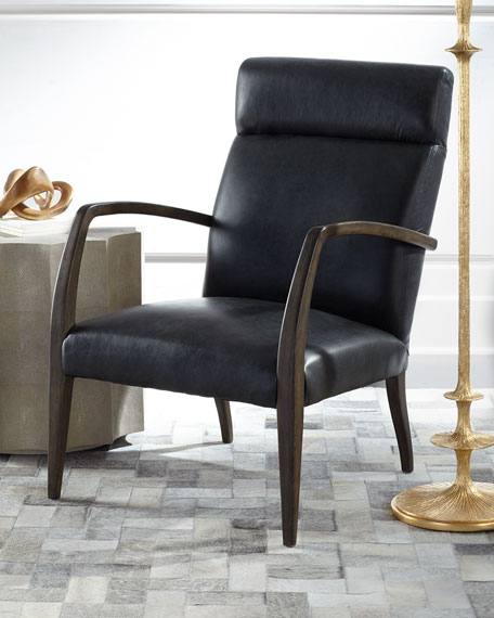 Major Lee Leather Chair
