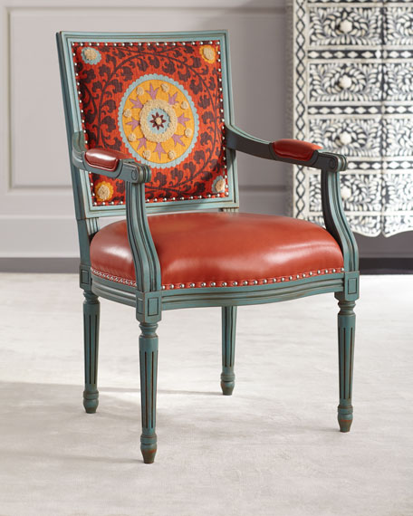 Ember Glow Chair