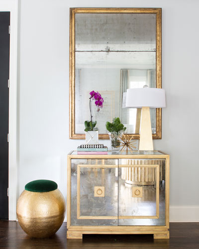 Lolly Mirrored Cabinet
