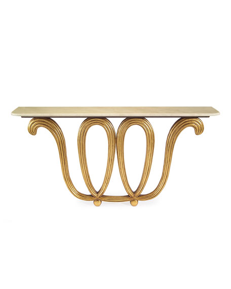 Image 2 of 2: John-Richard Collection Florence Wall Console