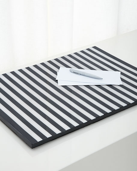STRIPE DESK PAD