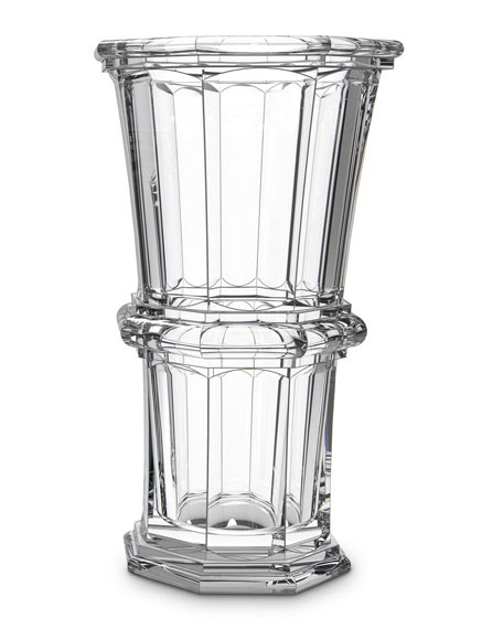 Baccarat Harcourt 1841 Straight Vase