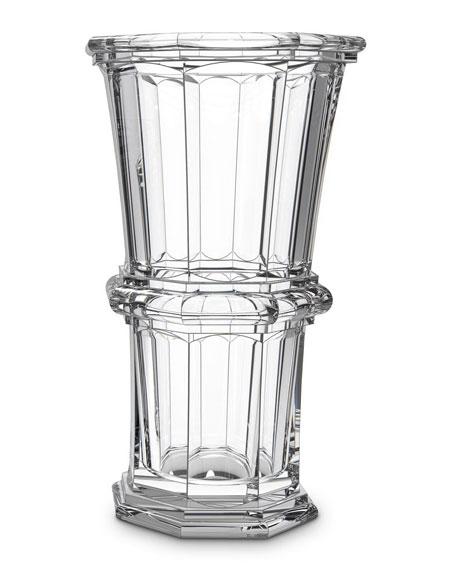 Baccarat Harcourt 1841 Straight Vase