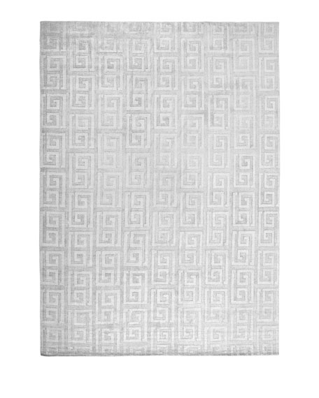 Sadie Greek-Key Rug, 12' x 15'