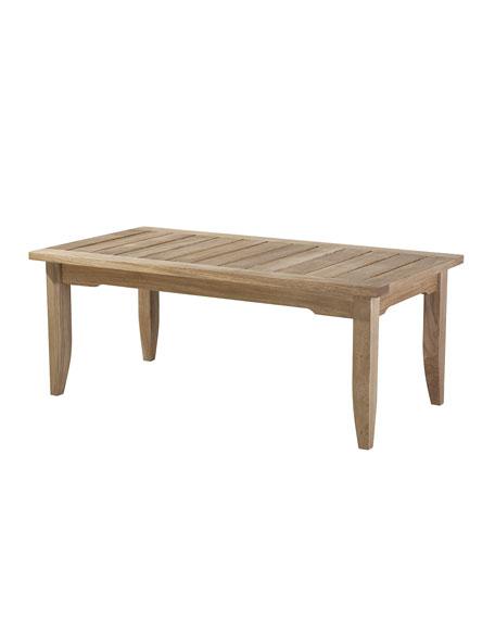 Lane Venture Edgewood Rectangular Outdoor Coffee Table