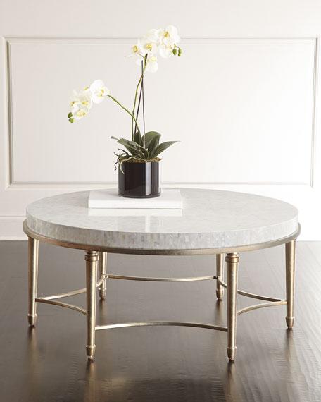 Cynthia Rowley for Hooker FurnitureCassandra Slab Coffee Table