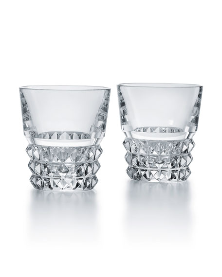 Baccarat Louxor Tumblers, Set of 2