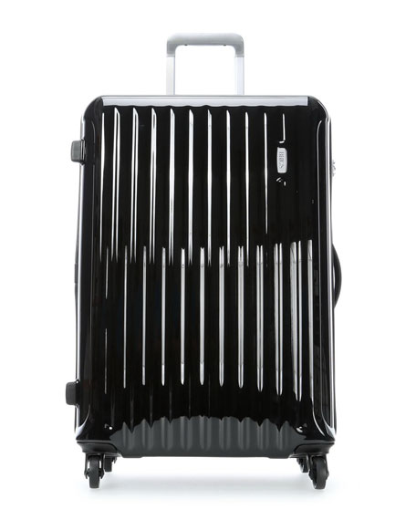 "Riccione Black 27"" Spinner Luggage"
