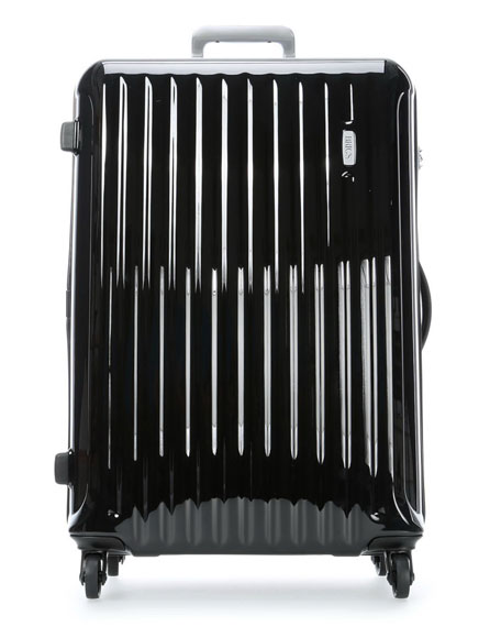 "Riccione Black 30"" Spinner Luggage"