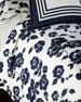 Full/Queen Modern Glamour Serena Duvet Cover