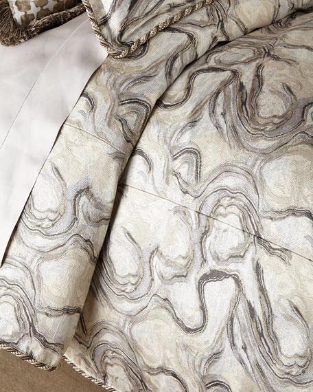 Dian Austin Couture Home Queen Driftwood Duvet Cover
