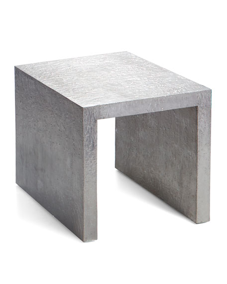 Small Block Nesting Side Table