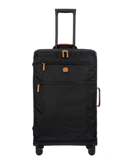 "Black X-Bag 30"" Spinner Luggage"