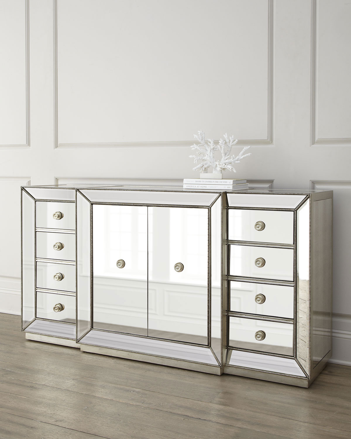 Shilo Mirrored Sideboard