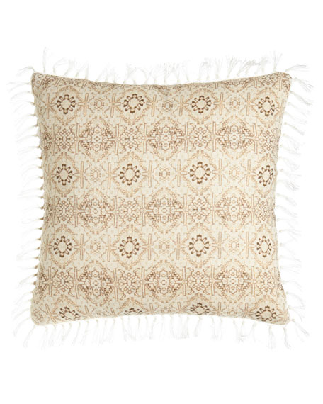 "Alanya Pillow, 20""Sq."