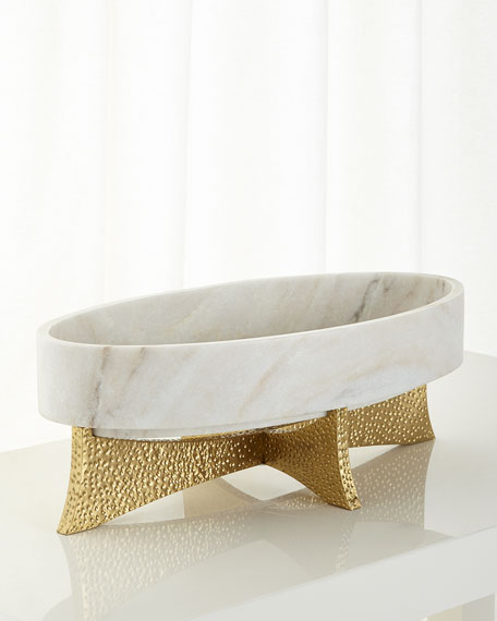LAX Decorative Bowl