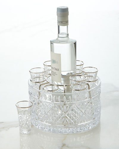 8-Piece Dublin Vodka Set