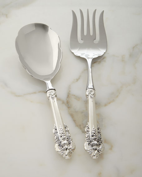 Wallace Silversmiths Grande Baroque 75th Anniversary Sterling