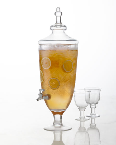 Godinger Georgetown Beverage Server