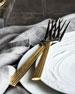 Michael Aram 5-Piece Golden Wheat Flatware Place Setting