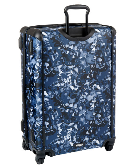 Tegra-Lite Indigo Floral Large-Trip Packing Case