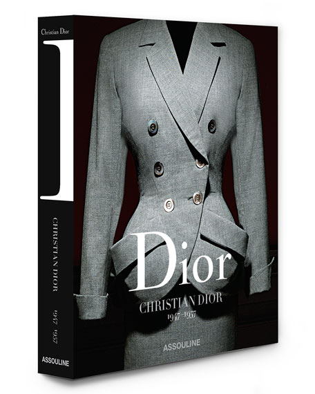 Assouline Publishing Dior by Christian Dior Hardcover Book