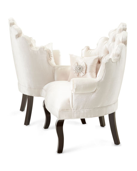 haute house isabella tete a tete chair. Black Bedroom Furniture Sets. Home Design Ideas