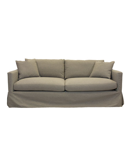 Nattie Slipcover Sofa