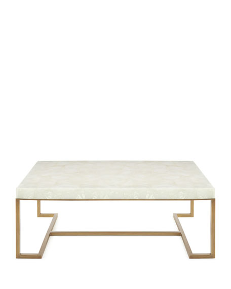 Cissy Calcite Coffee Table