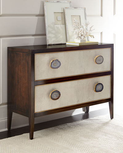 Tiza Two-Drawer Chest