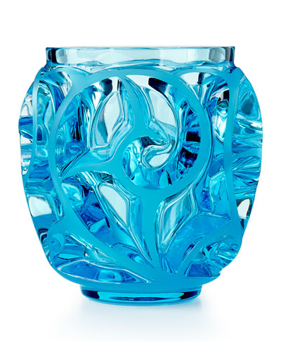 Tourbillions Blue Mini Vase