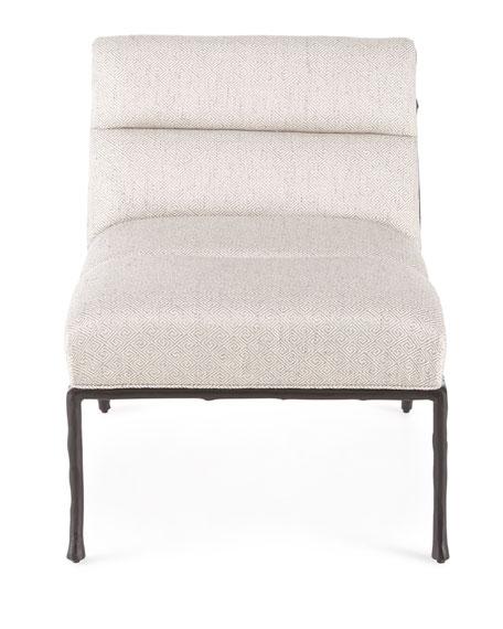 Bernhardt Shiro Channel-Tufted Chair