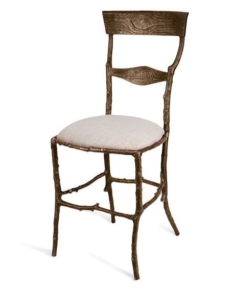 Enchanted Forest Copper-Color Chair