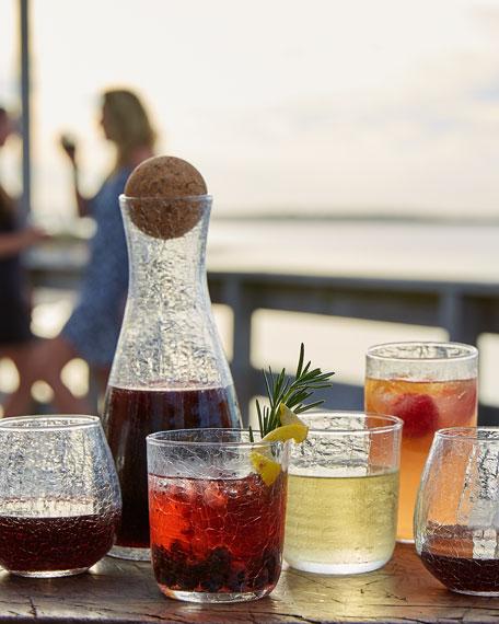 Juliska Hugo Stemless Red Wine Glass