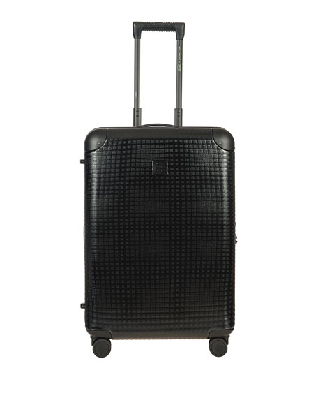 """Moleskine by Bric's 27"""" Polycarbonate Spinner Luggage"""
