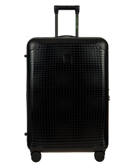 """Moleskine by Bric's 30"""" Polycarbonate Spinner Luggage"""