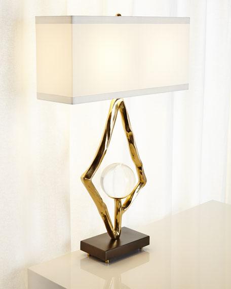 Margot Abstract Lamp