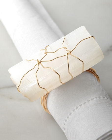 Joseph Williams Ice Bar Napkin Ring