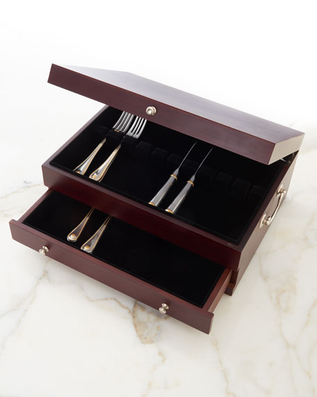 Single Drawer Flatware Chest