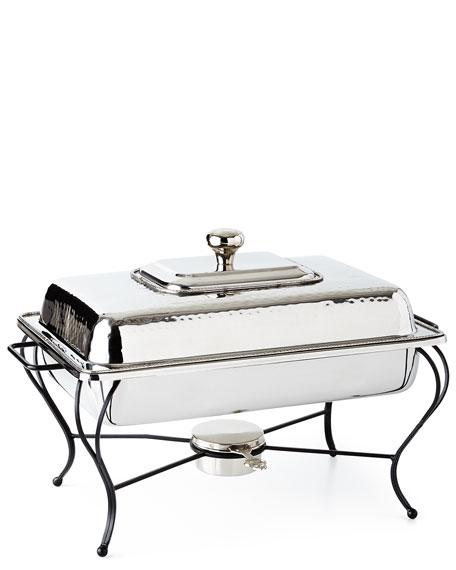 6-Quart Rectangular Chafing Dish