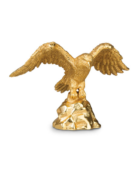 Small Eagle Figurine