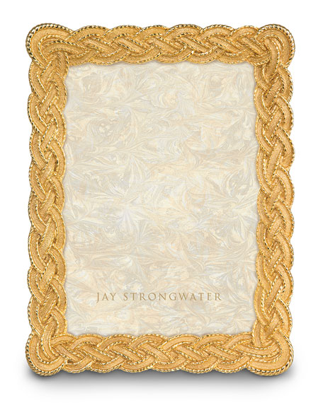 "Braided 5"" x 7"" Picture Frame"