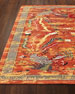 "Imperial Persimmon Rug, 8'6"" x 11'6"""